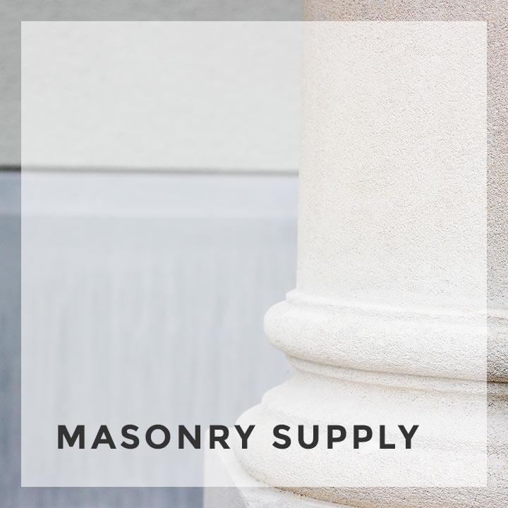 Masonry supply service feature