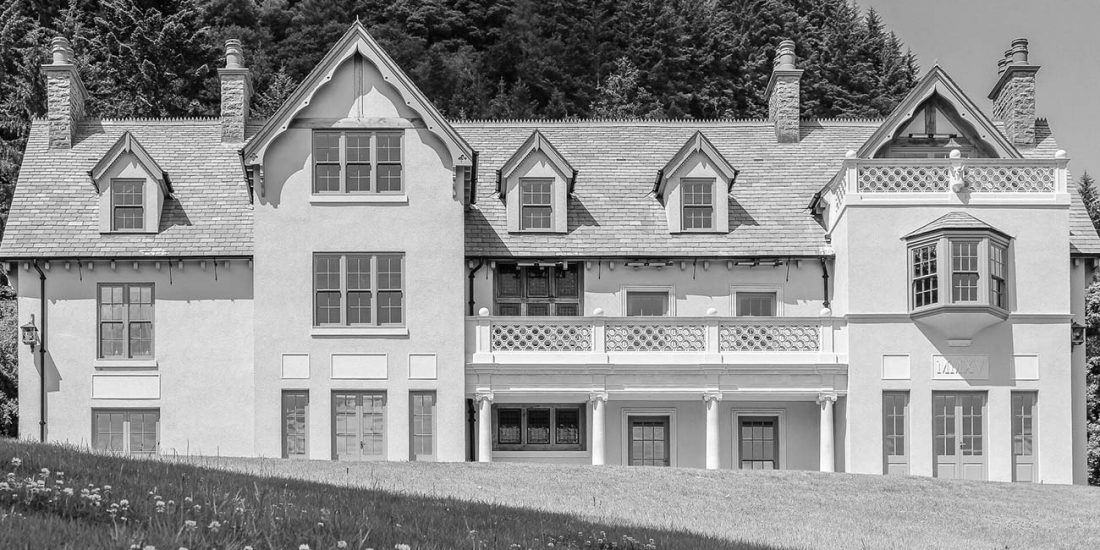 Rhydolog House project
