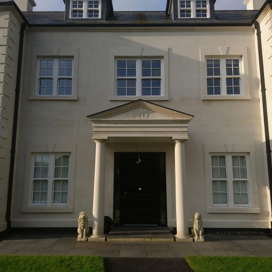 New build, Neath Port Talbot