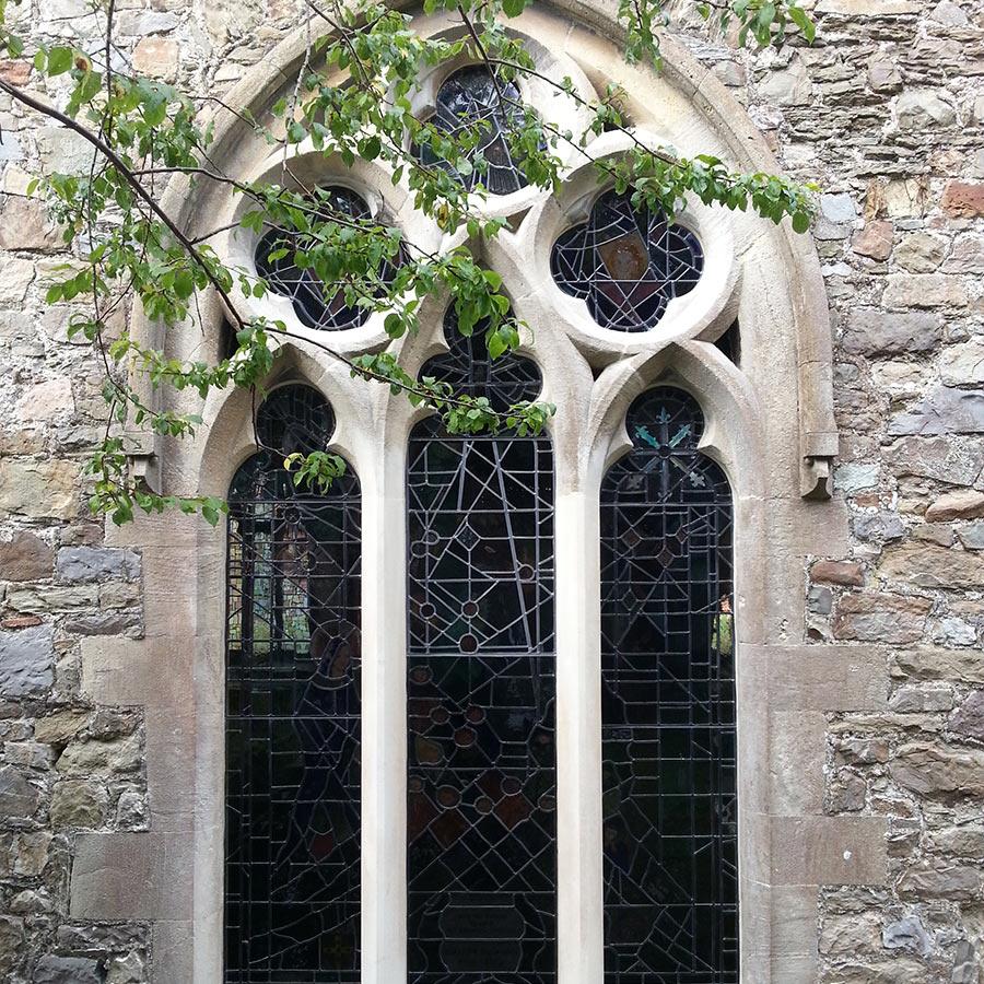 ecclesiastical stonework repairs